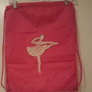 Handbags - Drawstring Dance Bag